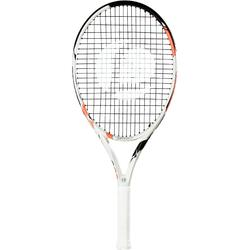 TR900 25 Girls' Tennis Racket - White/Pink