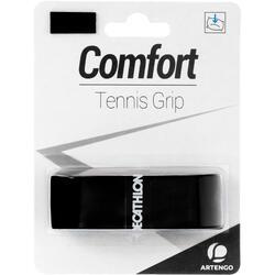 Tennis Griffband Komfort schwarz