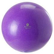 Vijoličasta žoga za ritmično gimnastiko (185 mm)