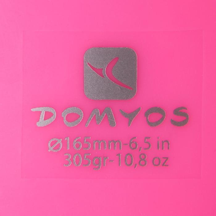 Ballon de Gymnastique Rythmique 165 mm rose - 1210103