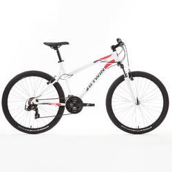 """Moutnainbike 26"""" Rockrider 340 weiß"""