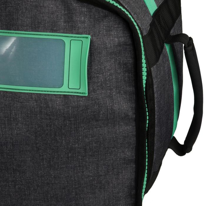 """HOME SPOT "" KITESURFING GEAR BAG  - Twin Tip 143 cm - green - 1210192"
