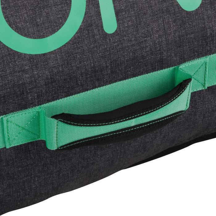 """HOME SPOT "" KITESURFING GEAR BAG  - Twin Tip 143 cm - green - 1210198"