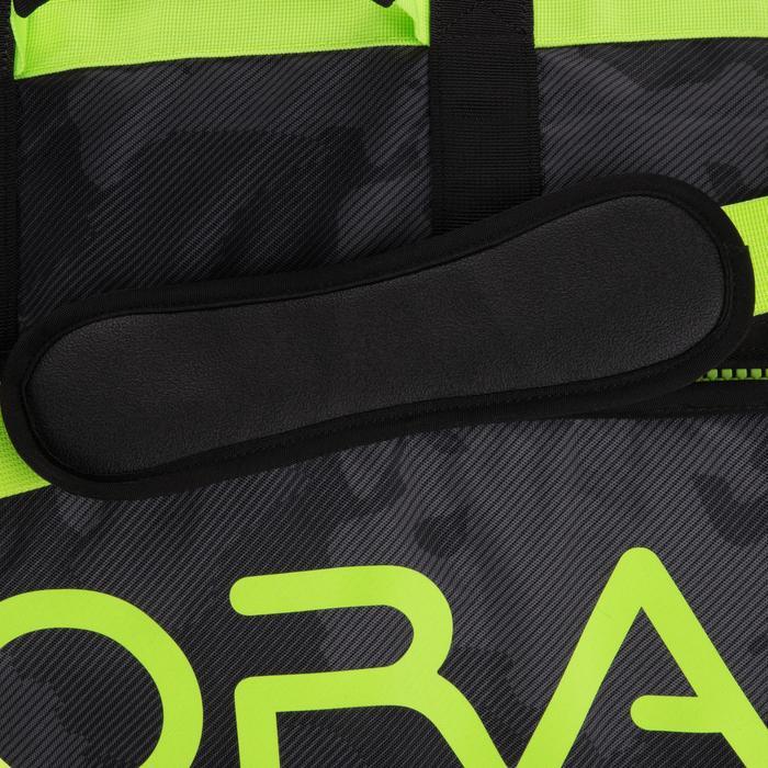 """Daily"" twintip gear bag 143 cm - geel"