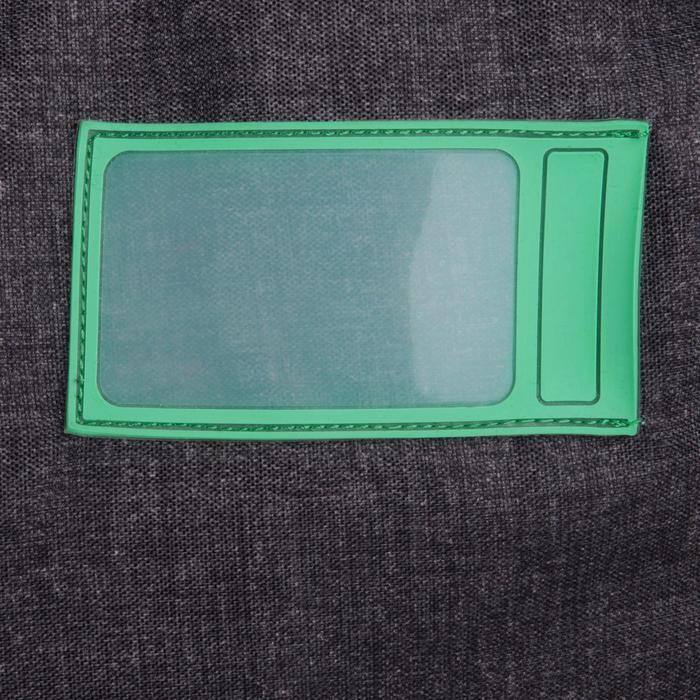 "DAILY KITESURFING GEAR BAG  ""HOME SPOT ""- 143cm - green - 1210204"