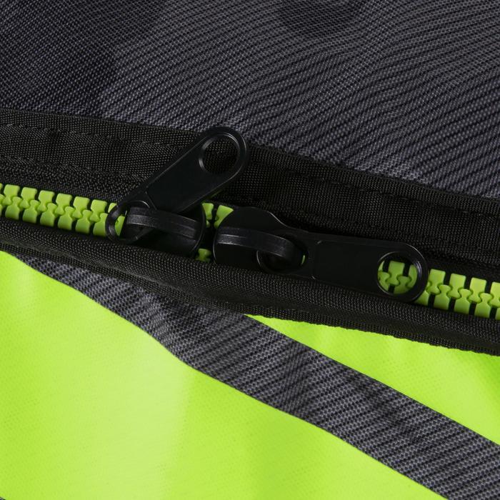 """HOME SPOT "" KITESURFING GEAR BAG  - Twin Tip 143 cm - green - 1210222"