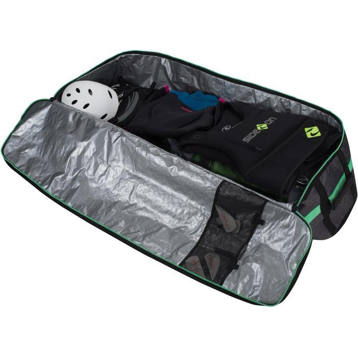 "DAILY KITESURFING GEAR BAG  ""HOME SPOT ""- 143cm - green - 1210223"