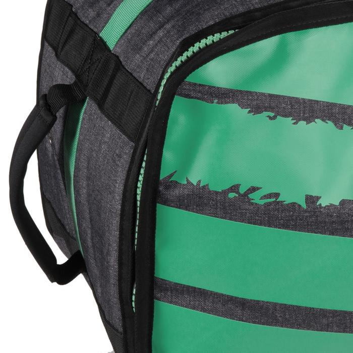"DAILY KITESURFING GEAR BAG  ""HOME SPOT ""- 143cm - green - 1210224"