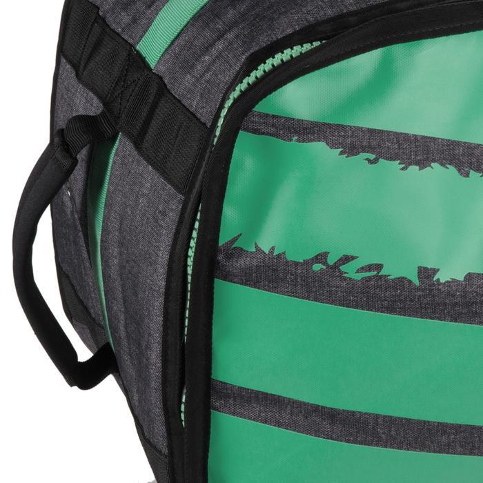 """DAILY"" TWIN TIP GEAR BAG   143cm - green"