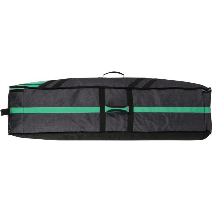 """HOME SPOT "" KITESURFING GEAR BAG  - Twin Tip 143 cm - green - 1210232"