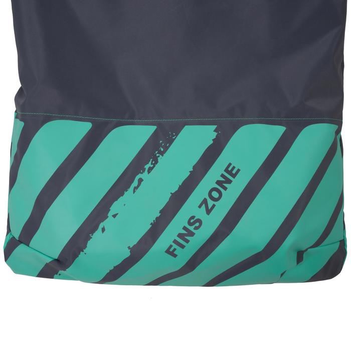 Boardbag Daily Twintip Cover 150 cm × 41 cm grün