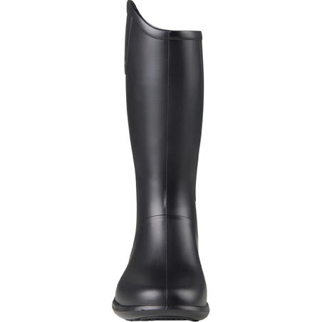 100 Baby Horse Riding Boots - Black
