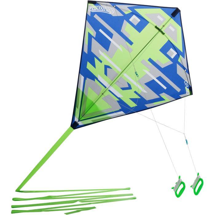 2-in-1 vlieger (bestuurbaar <-> niet bestuurbaar) - Izypilot 100 - 1210414