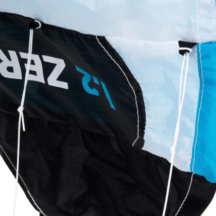 AILE DE TRACTION 1.2m2 + barre bleue - 1210424