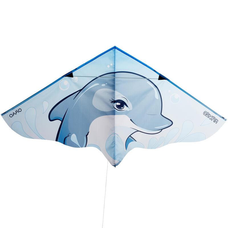 MFK 120 Static Kite - Dolphin