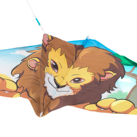 CERF-VOLANT STATIQUE MFK 120 Lion