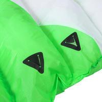 Traction Kite 1.9 m2 + Bar - Neon Green