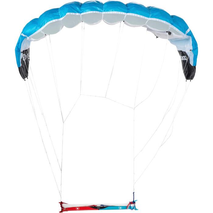 AILE DE TRACTION 1.2m2 + barre bleue - 1210533