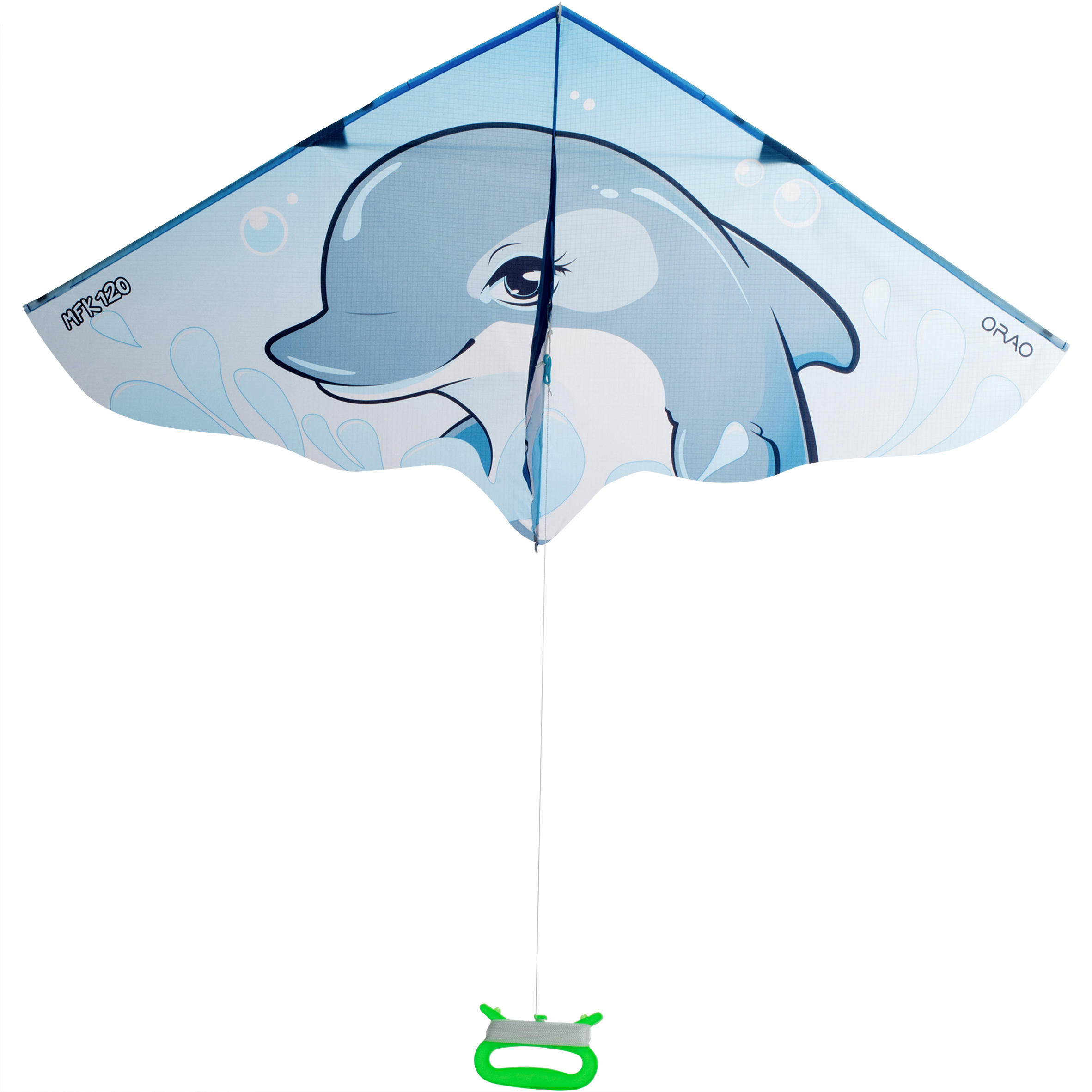 MFK 120 Static Kite - Dolphin
