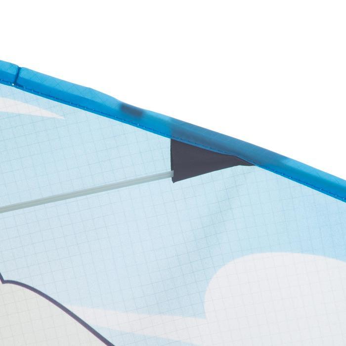 Cometas acrobáticas Playa Orao Para Niños MFK 120 Marfil/Azul/Marrón Águila
