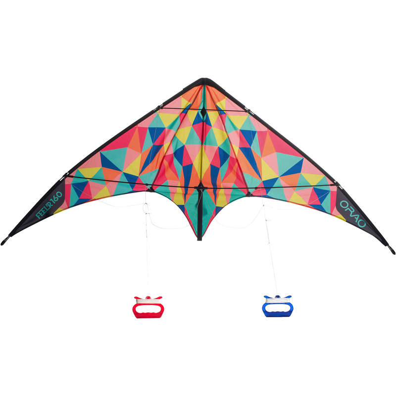 STUNT KITE & ACCESSORIES Kiting - FEEL'R 160 KITE ORAO - Kiting