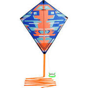 2 IN 1 STUNT AND STATIC KITE IZYPILOT 100