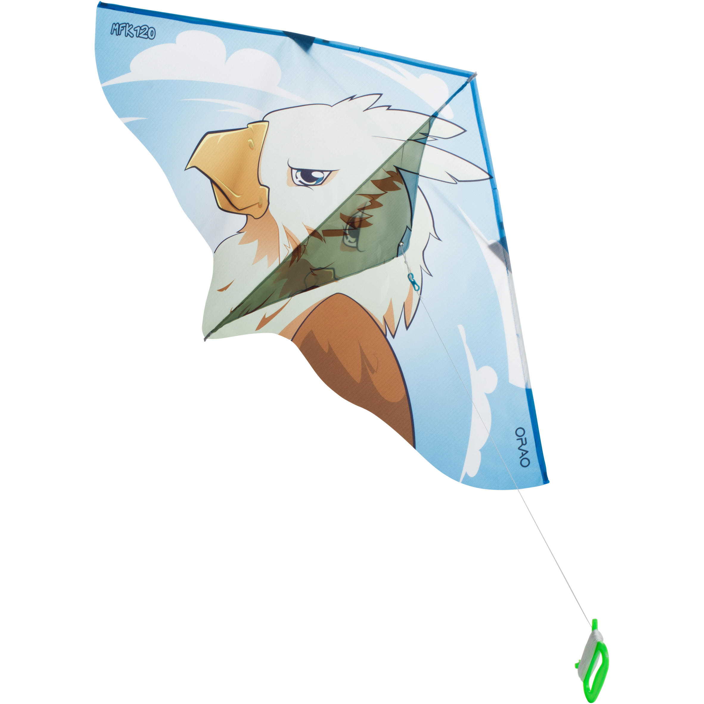 MFK 120 Static Kite - Eagle