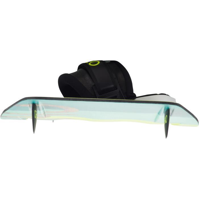 Kiteboard voor heren Twintip 500 136 x 40,5 cm