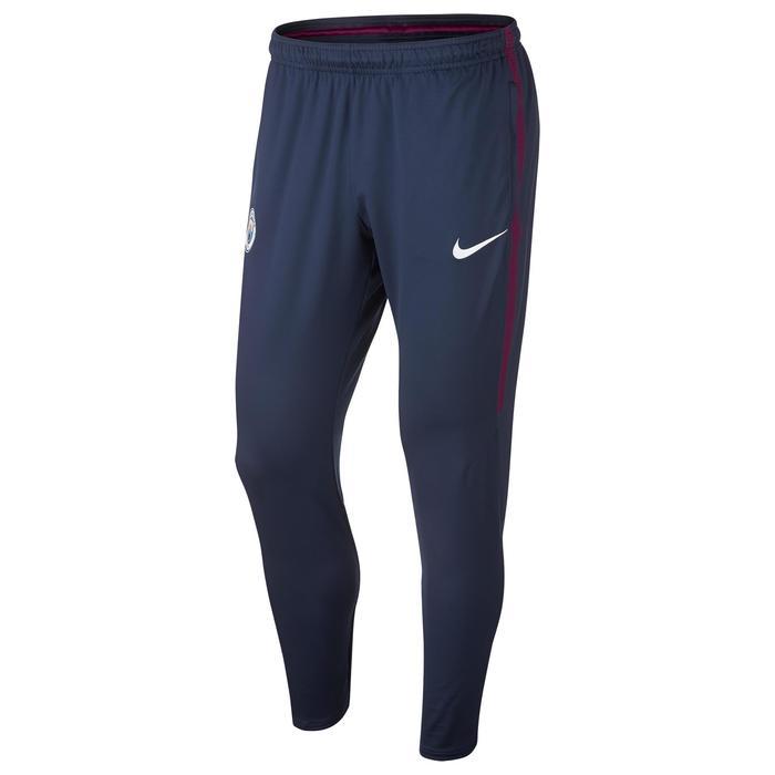 Pantalón Entrenamiento Fútbol Nike Manchester City Adulto Azul Oscuro