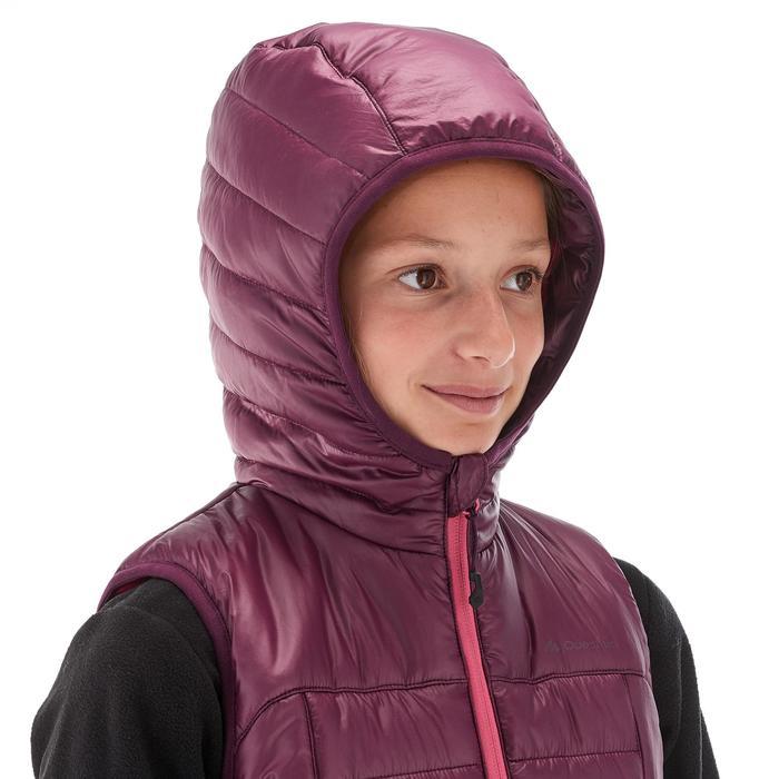 Gilet doudoune de randonnée Hike 500 fille - 1210792