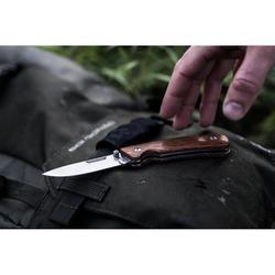 Couteau pliant Axis 75 Bois Marron