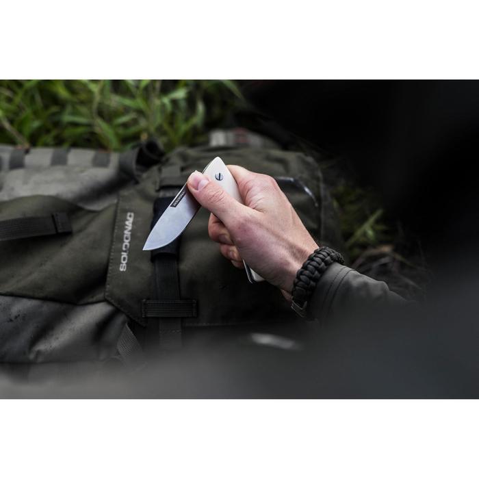 Couteau pliant Axis 85 Os Blanc - 1210848