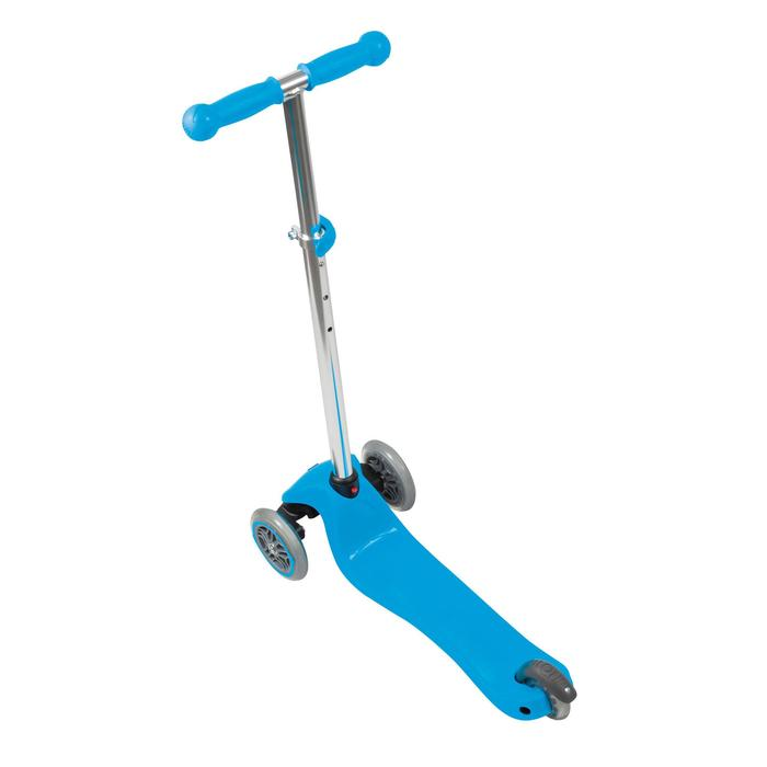 TROTTINETTE ENFANT GLOBBER PRIMO LIGHTS BLEUE - 1210870