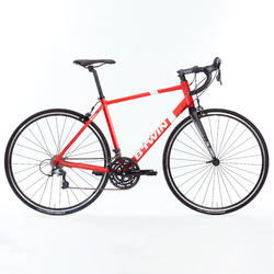 Triban 500 Road Bike - Merah