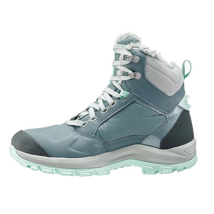 Chaussures de randonnée neige femme SH500 active chaudes et imperméables - 1210972