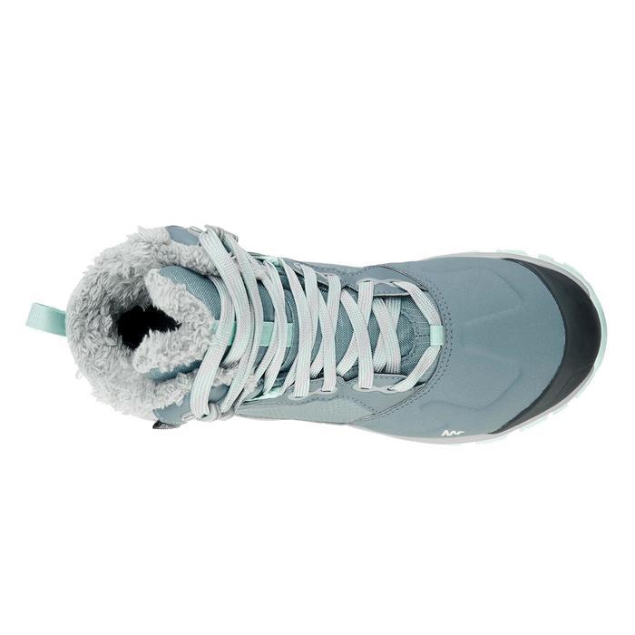 Chaussures de randonnée neige femme SH500 active chaudes et imperméables - 1210973