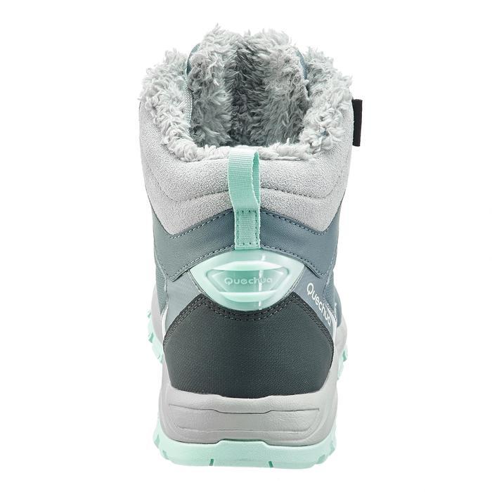 Chaussures de randonnée neige femme SH500 active chaudes et imperméables - 1210976