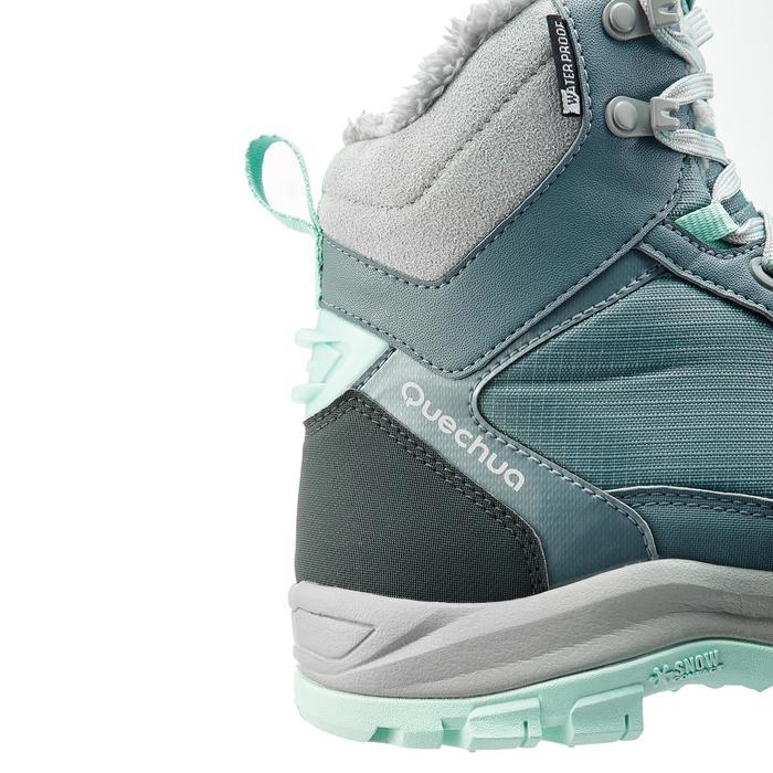 Chaussures de randonnée neige femme SH500 active chaudes et imperméables - 1210977