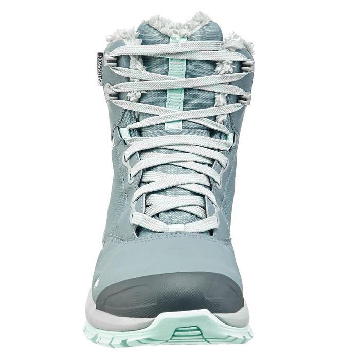 Chaussures de randonnée neige femme SH500 active chaudes et imperméables - 1210978