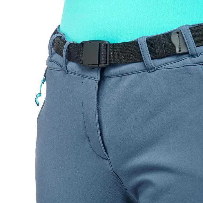 Pantalon de randonnée neige femme SH500 x-warm stretch - 1211002