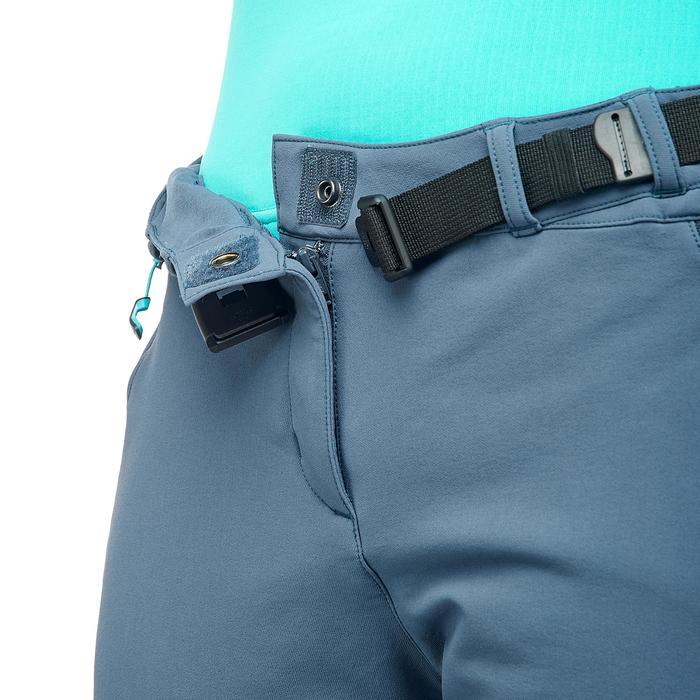 Pantalon de randonnée neige femme SH500 x-warm stretch - 1211003