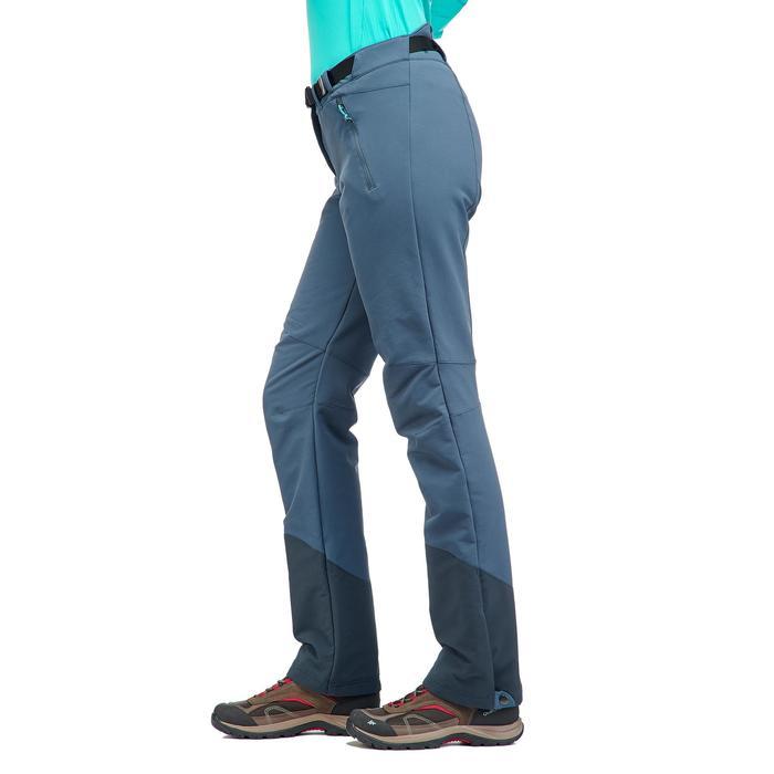 Pantalon de randonnée neige femme SH500 x-warm stretch - 1211006
