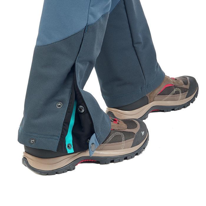 Pantalon de randonnée neige femme SH500 x-warm stretch - 1211008