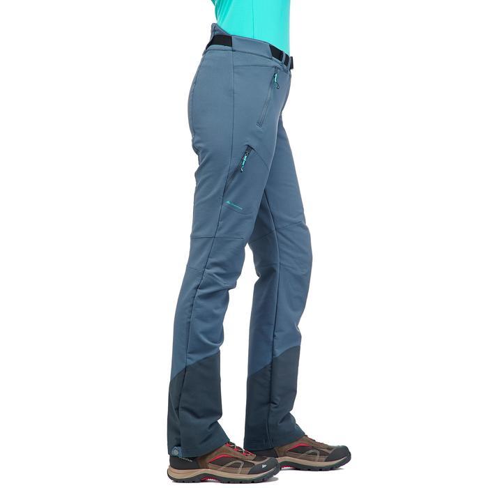 Pantalon de randonnée neige femme SH500 x-warm stretch - 1211009