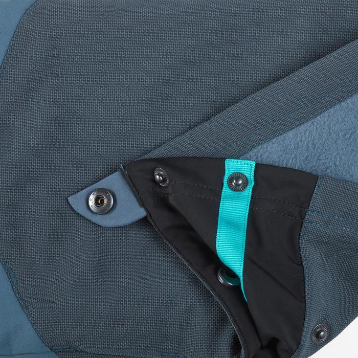 Pantalon de randonnée neige femme SH500 x-warm stretch - 1211010