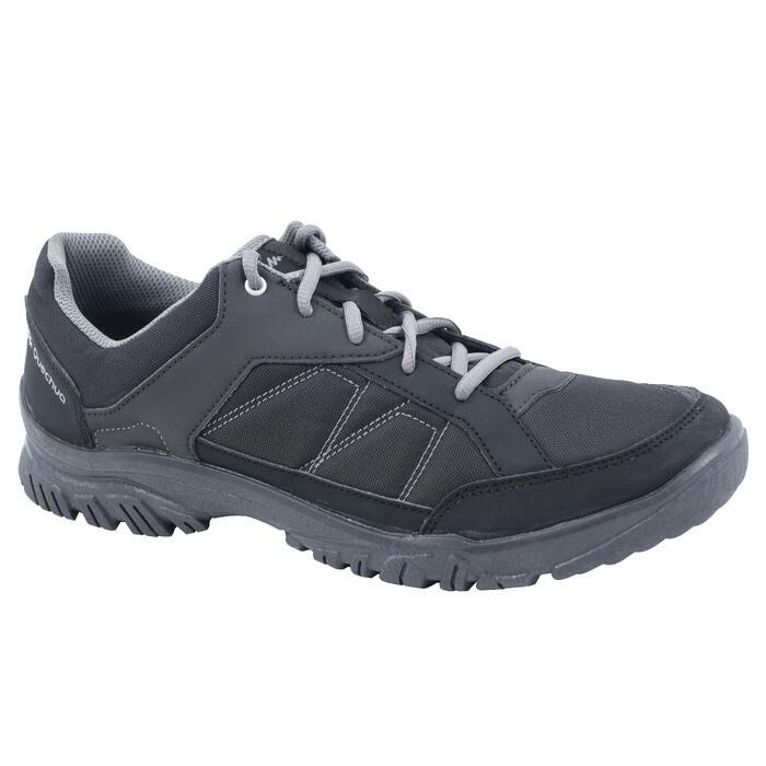 Chaussure de randonnée nature NH100 noire homme - 1211067
