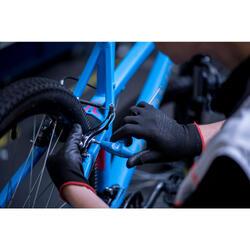 Auswechseln von Bremsbacken oder Bremsbelägen
