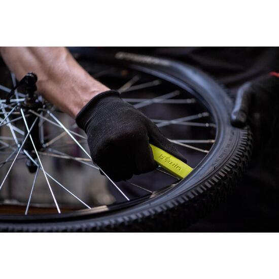 Sustitución de un neumático y/o de la cámara de aire