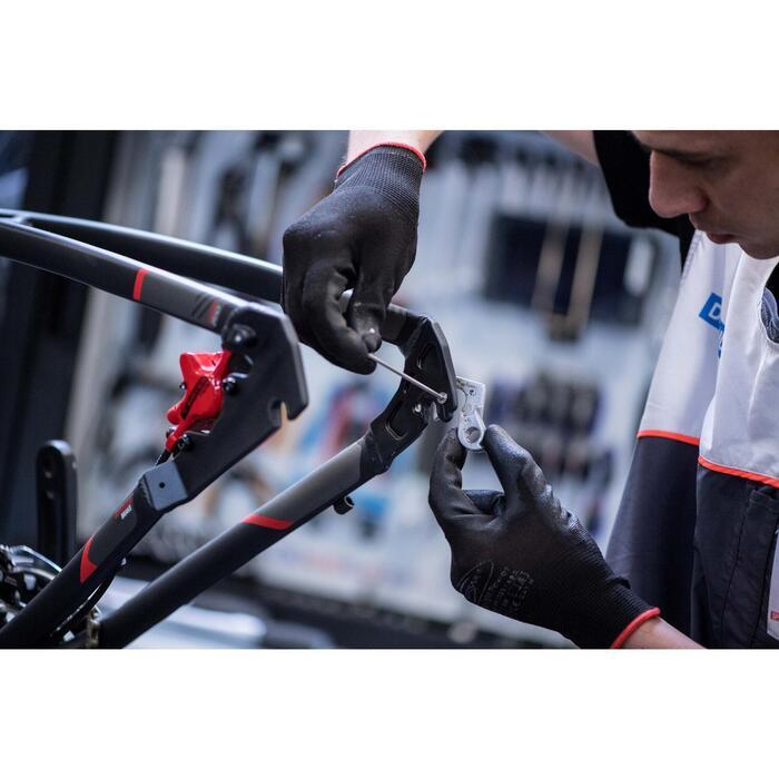 Patilla de Cambio Bicicleta MTB FR10
