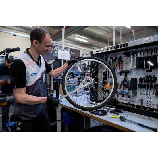 Changement d'un étrier de frein, d'un disque de frein, ou d'un frein tambour - 1211138